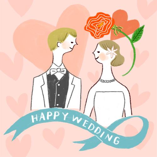 ハッピーウェディング_結婚式