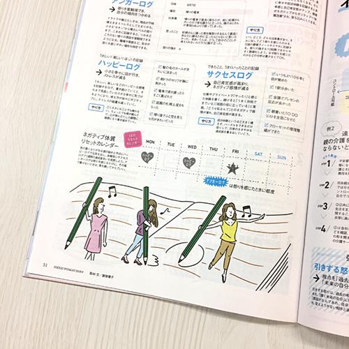 日経ウーマン特集ページ