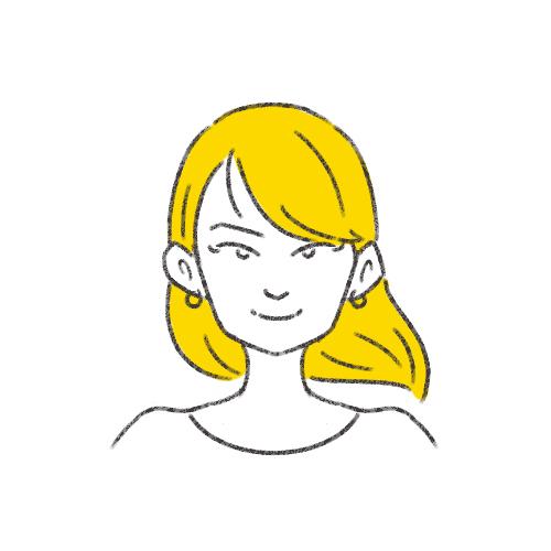 フジノマの似顔絵イラスト