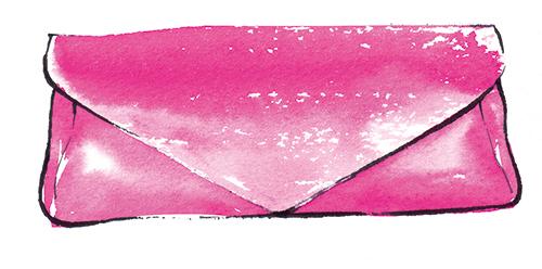 サイフのイラスト