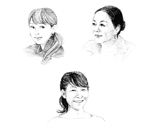 有名人・芸能人の似顔絵イラスト