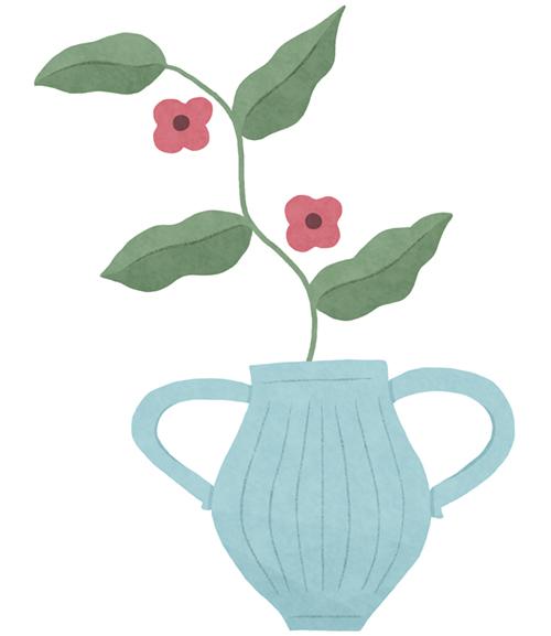 植物のイラスト
